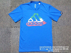 Ảnh số 3: Áo cotton Adidas logo tee - Giá: 380.000