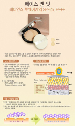 Ảnh số 86: Phấn phủ Face It Radiance Two Way Care - Giá: 200.000