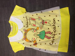 Ảnh số 36: Bộ Baby GAP made in Korea . Chất cotton H&agraven d&agravey, mịn. D&acircy 6 bộ. Size 18-24 đến 6Y - Giá: 10.000