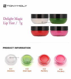 Ảnh số 1: Tony moly Delight Magic lip tint - Giá: 60.000