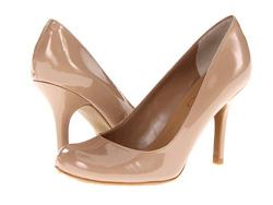 Ảnh số 11: Jessica Simpson size 6  Giày pump màu da bóng màu nude  Cao 10 cm - Giá: 1.400.000