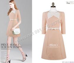 Ảnh số 40: B155 - Váy liền Hàn Quốc dáng A set Belt - Giá: 1.720.000
