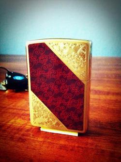 Ảnh số 12: Zippo Collection 2014 ( mạ vàng 18k ) - Giá: 1.100.000