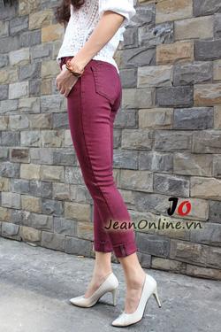 Ảnh số 12: Skinny Zara lưng cao - M6049. Size 26, 27, 28, 29 - Giá: 225.000