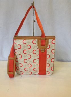 Ảnh số 35: MS TG34: Túi Celine vải, màu vàng. Đựng vừa Ipad ạ. Mới 98% - Giá: 1.000