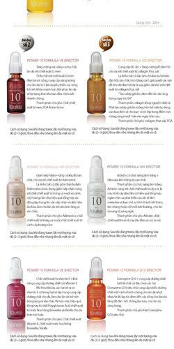 Ảnh số 14: Tinh chất  Power 10 Formula It\s Skin - Giá: 150.000