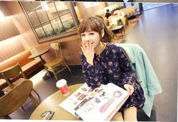 Ảnh số 74: Áo váy hoa nhí Nhật Bản - Giá: 205.000
