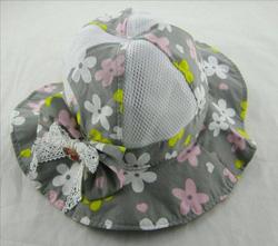 Ảnh số 20: Mũ vải hoa đính nơ - Giá: 65.000