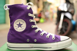Ảnh số 16: Converse Chuck Taylor Boot - Giá: 650.000