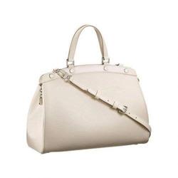 Ảnh số 37: MS TG27: Túi LV Brea Epi trắng, có dây đeo, mới 99% like new. Cực đẹp và cực sang ạ. - Giá: 1.000