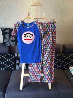 Ảnh số 81: bộ khỉ quần dài - Giá: 195.000