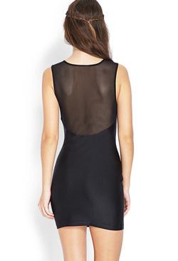 Ảnh số 95: Đầm thun ren f21 - Giá: 230.000