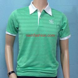 Ảnh số 12: Áo phông nam xuất khẩu, áo phông nam cổ tròn, áo phông nam cổ tim, áo phông nam cổ bẻ, áo phông nam hà nội, áo phông nam có cổ - Giá: 180.000