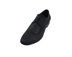 Ảnh số 7: Giày tây nam Zapatos da sáp đục lỗ màu đen (KT-500) - Giá: 899.000