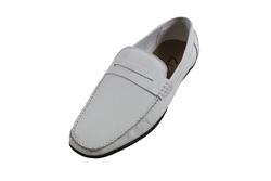 Ảnh số 13: Giày lười nam Zatoli màu trắng (XQ-08) - Giá: 599.000