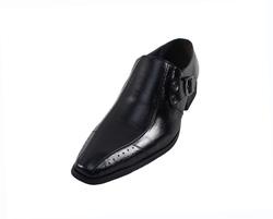 Ảnh số 16: Giày tây lười Zatoli khóa màu đen (XQ-09) - Giá: 599.000