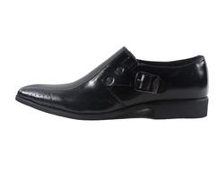 Ảnh số 18: Giày tây lười Zatoli khóa màu đen (XQ-09) - Giá: 599.000