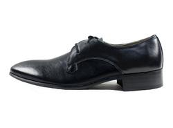 Ảnh số 40: Giày tây nam Zatoli buộc dây mũi nhọn màu đen (Q-04) - Giá: 599.000