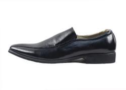 Ảnh số 46: Giày tây nam lười Zatoli viền chỉ màu đen (Q-05) - Giá: 599.000