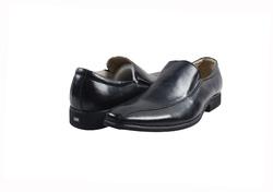 Ảnh số 47: Giày tây nam lười Zatoli viền chỉ màu đen (Q-05) - Giá: 599.000