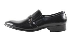 Ảnh số 49: Giày da lười nam màu đen ( XQ-04) - Giá: 599.000