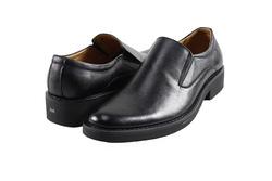 Ảnh số 54: Giày tây nam lười màu đen (XQ-02) - Giá: 649.000