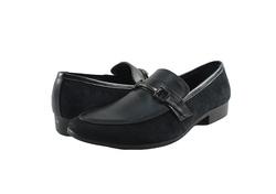 Ảnh số 67: Giày da nam Sanvado quai kim loại màu đen (KT-303) - Giá: 649.000