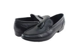 Ảnh số 70: Giày da nam Sanvado màu đen ( KT-300) - Giá: 599.000
