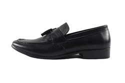 Ảnh số 74: Giày nam Sanvado chuông lười màu đen (KT-301) - Giá: 649.000