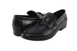 Ảnh số 76: Giày nam Sanvado chuông lười màu đen (KT-301) - Giá: 649.000