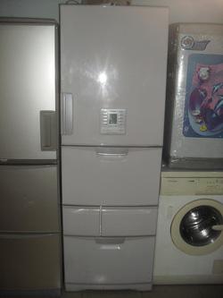 Ảnh số 4: Tủ lạnh TOSHIBA GR-372K 365 lít inverter tiết kiệm điện - Giá: 8.500.000