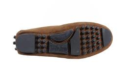 Ảnh số 77: Giày mọi nam Valentino Creations da lộn màu da bò (7512) - Giá: 799.000