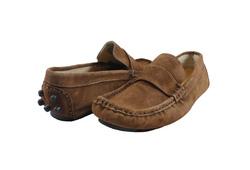 Ảnh số 78: Giày mọi nam Valentino Creations da lộn màu da bò (7512) - Giá: 799.000