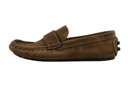 Ảnh số 79: Giày mọi nam Valentino Creations da lộn màu da bò (7512) - Giá: 799.000