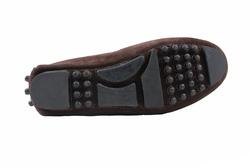 Ảnh số 83: Giày mọi nam Valentino Creations da lộn màu nâu (7512) - Giá: 799.000
