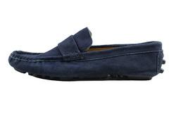 Ảnh số 88: Giày mọi nam Valentino Creations da lộn màu xanh (7512) - Giá: 799.000