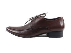 Ảnh số 9: Giày tây nam buộc dây màu nâu (KT-202) - Giá: 599.000