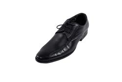Ảnh số 13: Giày tây nam Sanvado buộc dây mũi nhọn màu đen (KW-218-3) - Giá: 649.000