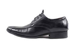 Ảnh số 15: Giày tây nam Sanvado buộc dây mũi nhọn màu đen (KW-218-3) - Giá: 649.000