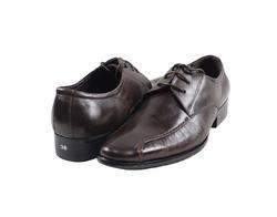 Ảnh số 17: Giày tây nam Sanvado buộc dây mũi nhọn màu nâu (KW-218-3) - Giá: 649.000