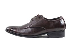 Ảnh số 18: Giày tây nam Sanvado buộc dây mũi nhọn màu nâu (KW-218-3) - Giá: 649.000