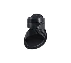 Ảnh số 31: Sandal nam quai da màu đen (FA-8705) - Giá: 399.000