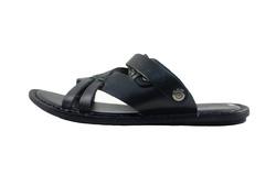 Ảnh số 32: Sandal nam quai da màu đen (FA-8705) - Giá: 399.000