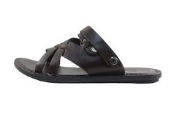 Ảnh số 35: Sandal nam quai da màu nâu (FA-8705) - Giá: 399.000