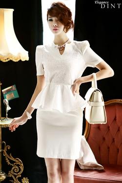 Ảnh số 1: Váy Liền Công Sở Cao Cấp - OVY14905 - Giá: 2.500.000