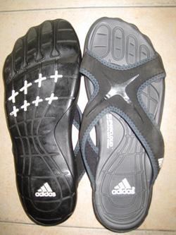 Ảnh số 99: Dép bàn chân Adidas - Giá: 290.000