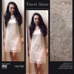 Ảnh số 27: Váy xuong ren chỉ Kim sa giá:360k Lọt cotton xịn luôn nhé - Giá: 360.000