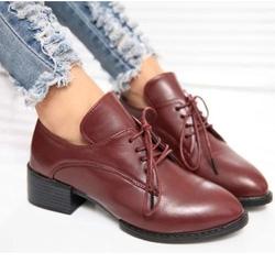 Ảnh số 55: Giày Oxford mũi nhọn OF16 - Giá: 240.000