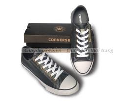 Ảnh số 73: Converse classic da - Giá: 450.000