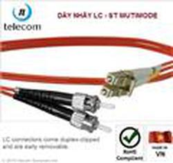 Ảnh số 2: Thông tin sản phẩm - Dây nhảy quang là một đoạn cáp quang Single-mode hoặc Multi-mode, sợi đơn  Simplex hoặc sợi đôi - Duplex, 2 đầu có gắn sẵn đầu k - Giá: 870.000